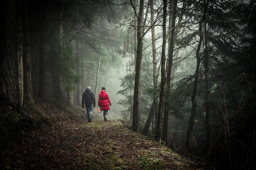 walking-